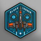 Star Wars Badge Challenge - Poe Dameron