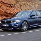 2018 BMW 5 Series Touring  Top Speed