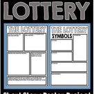 The Lottery Short Story Unit   Shirley Jackson   Questions   Activities