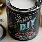 Vintage Linen DIY Paint - 8 oz