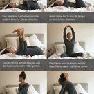 #Yoga in #Bett? Entspannter als mit unserem #MorningFlow kann ein Tag tatsächlich sein ...