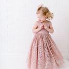 The Ophelia Dress   Mauve