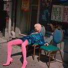 Fernanda Ly Models Colorful Ensembles for Vogue Russia