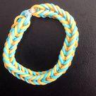 Fishtail Friendship Bracelets