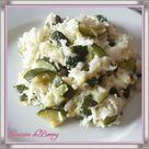 Courgettes et riz au boursin (Cookeo) - La cuisine de Boomy