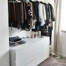 Kleideraufbewahrung