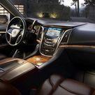 2015 Cadillac Escalade  Top Speed