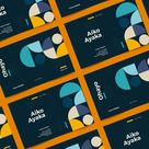 Download Graphic Designer Funny Business Card Template for free