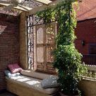 Balkon Sichtschutz für Terrasse und Balkon – draußen versteckt sitzen