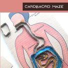 Digestive system maze