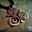 Celtic Wire Jewelry