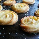 Danish Butter Cookies - The Gardening Foodie