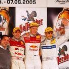 1000 Piece Puzzle. 2005 DTM Championship Nurburgring