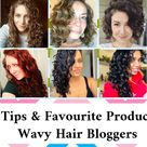 How to Start CG Method on Wavy Hair - The Curious Jalebi