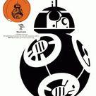 Star Wars Pumpkin Stencils | Woo! Jr. Kids Activities