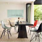 Eames Fiberglass Side Chair Stuhl Dsx Kunststoffgleiter Vitra