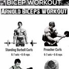 How to Do Arnold Schwarzenegger Workout Routines   Gym Guide