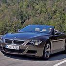 2007 BMW M6 Convertible Image