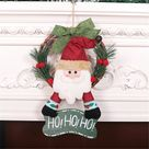 30cm gro?e Weihnachtsanh?ngerpuppe Neujahrsgeschenk Weihnachtsfensterdekorationen