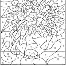 Color By Letters Coloring Pages - Best Coloring Pages For Kids