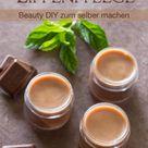 DIY: Lippenpflege selber machen - Schoko-Minze-Lippenbalsam - MrsBerry Kreativ-Studio