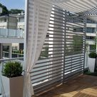 Holz Fliesen auf dem Balkon verlegen - Schnelle Anleitung & Tipps