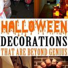 22 Super Scary DIY Halloween Decorations
