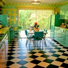 50s Style Kitchens