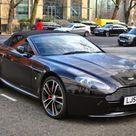 Aston Martin V8 Vantage Roadster by CA Photography2012