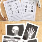 Doctor Dramatic Play Set, Hospital or Doctor's Practice Pretend Play Printables - INSTANT DOWNLOAD - Printable PDF with Editable Text