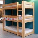 Wooden Bunk Beds