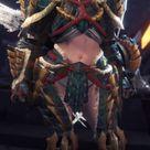 Zinogre β+ Armor (MHWI)