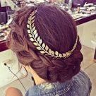 Flower Crown Hair