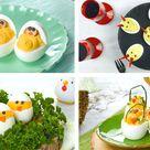 4 teuflisch gute Ideen für gefüllte Eier