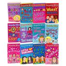 Jacqueline Wilson 12 Books Box Collection Set Pack Illustrated By Nick Sharratt