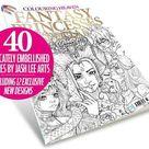 Livres de coloriages pour adultes   Etsy FR