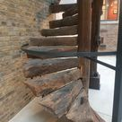 The Morlaix staircase displayed at the V&A Museum was once a part of a 16th-century timber-framed house in Morlaix, France