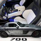 2011 BRABUS Sport Cars BRABUS 700 Biturbo Mercedes SLS AMG