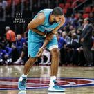 Nicolas Batum has been diagnosed with a torn ligament in his elbow.   He is set to be out of action for 8 12 weeks.     AC3