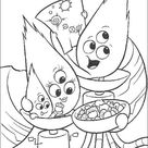 Free Colouring Pages Back To School