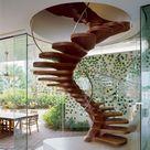 30 Ideen für kreatives Treppen Design  Lifestyle Trend