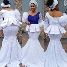 Lace Skirt And Blouse Styles For Owambe - fashionist now