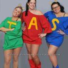 Modest Halloween Costumes