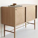 Oak Dresser, FSC by Hübsch