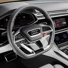 2017 Audi Q8 Sport Concept   Interior