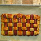 These Easy To Make Pretzel Woven Hot Dogs Will Surely Please!