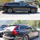 Volvo V90 Is Getting A Very Subtle Facelift