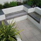 Modern Courtyard Garden - Katherine Edmonds Garden Design