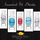 Essential Oil Blends   Sleep