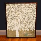 Tree Guest Books